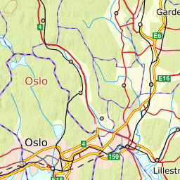 Oslo - Kartverket