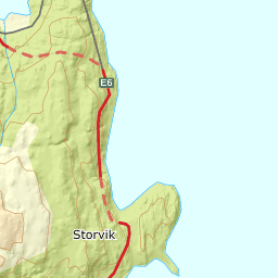 alta kommune kart
