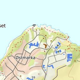 Til Topps på Kjerringberget langs deler av Ladestien
